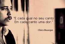 CHICO BUARQUE / Músico, Dramaturgo, Escritor ( Rio de Janeiro, 1944 )
