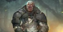 Monsters - Brutes