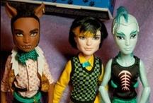 Mattel Monster High  / The most popular Monster High Dolls: http://www.wonderfinds.com/s/Dolls-Bears/qq-monster+high