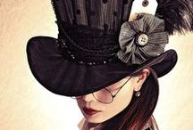 SteamPunkGoth Style / Amazing photos from SteamPunk 'n' Gothic World
