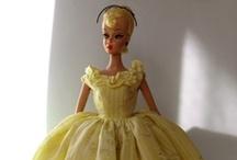 Vintage Barbie Dolls