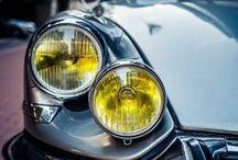 The joy of motoring / Beautiful motorcars