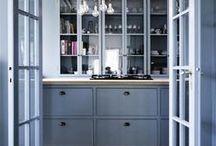 DO&CO Blue / Dark blue,light blue, interior, home decor, paint