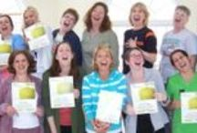 Laughter Yoga / Laughter exercises and breathing techniques add energy and vitality to life.