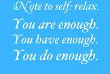 be zen, stop complaining