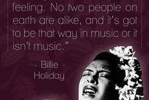 Diva Billie Holiday