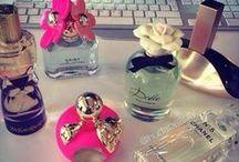 Perfumes e sensações