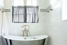 For When I Remodel My Bathroom / Pinning what looks interesting for a (way) down the road bathroom remodel.