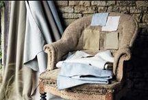 DO&CO Sanderson / Sanderson fabrics, wallpaper, home decor, interior