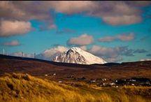 Wild Atlantic Way / The rugged landscape of Ireland's Western Seaboard