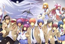 Angel Beats / Message me the name of the board you want to be added to!~