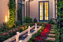 Inspiring Landscaping and Gardening Design / Landscape designs that inspire our very own designs.