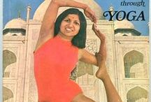 Vintage Yoga Books / Vintage Yoga Books, Magazines, Posters & Adverts.  A look back in time at some wonderful YOGA HISTORY.
