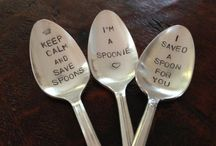 SPOONIES! Chronic Illnesses. Share your spoons here! / Spoons and Spoonie pics, sayings & ways to conserve our energy.  PG rated only, please.  As in nothing you wouldn't show your mother. ☺