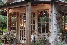 Charming Garden Sheds