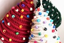 Christmas crochet and Sewing