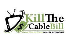 KilltheCableBill