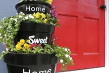 Home Sweet Home / by Dee