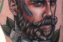 Tattoo / Art  Addiction / Tattoo inspiration