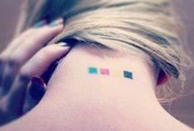 Body Art -Tatoo - Piercing - Boucle d'oreille / earring / Vous trouverez dans ce tableau des tatouages, des piercings des boucles d'oreilles et enfin du body art.