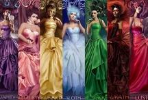 The Seven Deadly by Marta Dahlig  / Les 7 péchés capitaux par Marta Dahlig.  http://dahlig.deviantart.com/