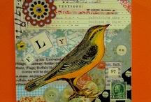 Bird Art / by Karen Paquette