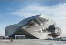 [ Creative Architecture ] / [ Spectacular Buildings ] / by dardan metushi