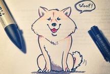 Dessin  / Tous types de dessins Crayon, vectoriel, peinture, etc