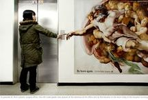 STREET ART  / STREET MARKETING / Tout ce qui se raproche du street marketing ou street art.
