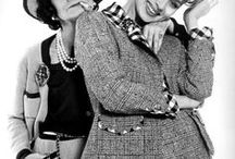 research // CHANEL. / A girl should be two things. Classy and fabulous. COCO CHANEL