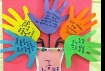 Fun with Kids - Spring / A collection of fun crafts to do in the spring time with the little ones!