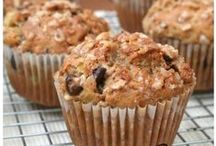 Muffins and breads / Yummy muffins, breads and everything in between