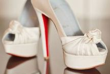 Shoes, Shoes, Shoes! / Beautiful shoes for bridal and beyond! Featuring some of Pnina's favorite brands!