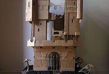 Nápady pro děti - princezny, rytíři, hrady