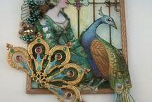 náměty - sklo (glass) / painted and stained glass, fusing, lampwork, tiffany, mozaiky ze skla a skleněných kamenů