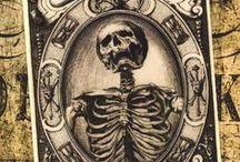 Skull / Une liste d'images liés aux tête de mort.  Parce que j'adore les têtes de mort :)