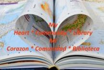 Our Mission / Library - Literacy - Community