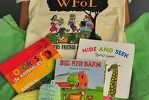 Books for Babies / Starting every baby in Winters on the road to reading and library love.