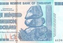 Zimbabwe 100 Trillion Dollar Banknote / Buy Zimbabwe Currency Banknotes as well as other banknotes at great prices. Check out http://zimbabwecurrencycollectibles.com/