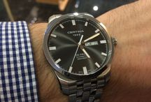 Certina DS First Automatic Day-Date / certina