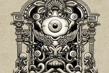 Joe Fenton / incredible & outstanding art of Joe Fenton