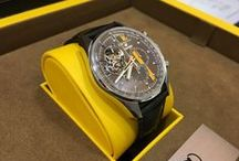 Zenith Chronomaster El primero Cohiba limited edition 500 pieces / Zenith Cohiba