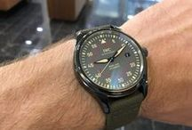 IWC Pilot Mark XVIII Top Gun Miramar 41 mm ceramic case / IW324702 https://www.youtube.com/watch?v=22l8NwGBsq8