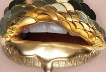 Amazing lip art