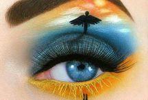 Special eye makeup