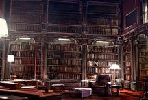 The Magic Of Books / by Mackenzie Butler