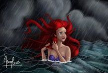 Ariel  / by Mackenzie Butler