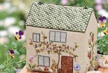 Textile Häuser