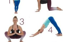 Yoga / Vegan + Fitness