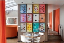 Art at Hotel Murano  / Hotel Murano features a world-class art collection with works from over 40 internationally acclaimed artists.